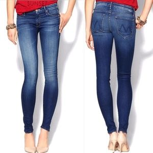 "MOTHER ""The Looker"" Skinny Jeans"